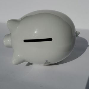 Precious Moments Other - Precious Moments childrens piggy bank